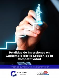 Inversiones hacia fuera de Guatemala