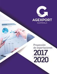 Proyeccion de Exportaciones 2017 2020