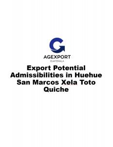San Marcos Xela Toto Quiche