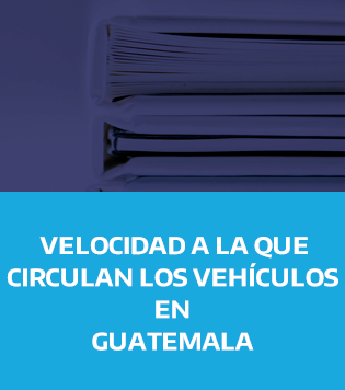 VELOCIDAD CIRCULACION VEHICULOS GUATEMALA